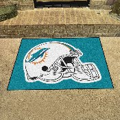 NFL - Miami Dolphins All-Star Mat 33.75x42.5