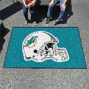 NFL - Miami Dolphins Ulti-Mat 5'x8'