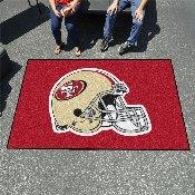 NFL - San Francisco 49ers Ulti-Mat 5'x8'