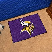 NFL - Minnesota Vikings Starter Rug 19 x 30