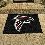 NFL - Atlanta Falcons All-Star Mat 33.75x42.5 - Red