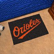 MLB - Baltimore Orioles Starter Rug 19x30