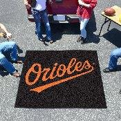 MLB - Baltimore Orioles Tailgater Rug 5'x6'