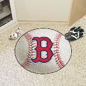 MLB - Boston Red Sox Baseball Mat 27 diameter