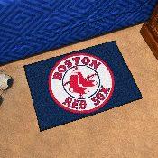 MLB - Boston Red Sox Starter Rug 19x30