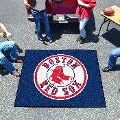 MLB - Boston Red Sox Tailgater Rug 5'x6'