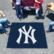 MLB - New York Yankees Tailgater Rug 5'x6'