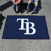MLB - Tampa Bay Rays Ulti-Mat 5'x8'