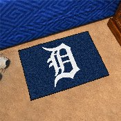 MLB - Detroit Tigers Starter Rug 19x30