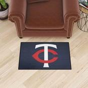 MLB - Minnesota Twins Starter Rug 19x30
