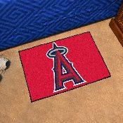 MLB - Los Angeles Angels Starter Rug 19x30