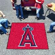 MLB - Los Angeles Angels Tailgater Rug 5'x6'