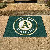 MLB - Oakland Athletics All-Star Mat 33.75x42.5