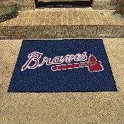 MLB - Atlanta Braves All-Star Mat 33.75x42.5
