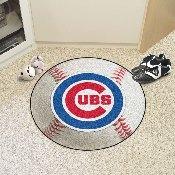 MLB - Chicago Cubs Baseball Mat 27