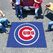MLB - Chicago Cubs Tailgater Rug 5'x6'