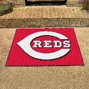 MLB - Cincinnati Reds All-Star Mat 33.75x42.5