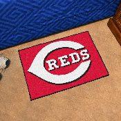 MLB - Cincinnati Reds Starter Rug 19x30
