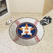 MLB - Houston Astros Baseball Mat 27 diameter