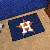 MLB - Houston Astros Starter Rug 19x30