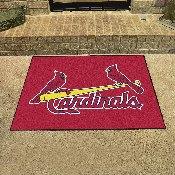 MLB - St. Louis Cardinals All-Star Mat 33.75x42.5