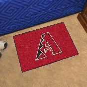 MLB - Arizona Diamondbacks Starter Rug 19x30