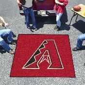 MLB - Arizona Diamondbacks Tailgater Rug 5'x6'