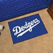 MLB - Los Angeles Dodgers Starter Rug 19x30
