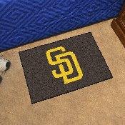 MLB - San Diego Padres Starter Rug 19x30