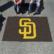 MLB - San Diego Padres Ulti-Mat 5'x8'