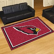 NFL - Arizona Cardinals 5'x8' Rug