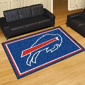 NFL - Buffalo Bills 5'x8' Rug