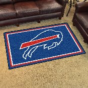 NFL - Buffalo Bills 4'x6' Rug