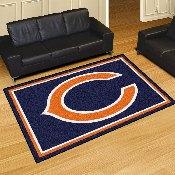 NFL - Chicago Bears 5'x8' Rug
