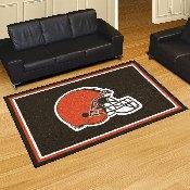 NFL - Cleveland Browns 5'x8' Rug