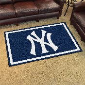 MLB - New York Yankees Rug 4'x6'