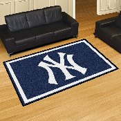 MLB - New York Yankees Rug 5'x8'