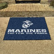 Marines All-Star Mat 33.75x42.5