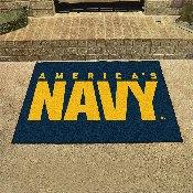Navy All-Star Mat 33.75x42.5