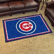 MLB - Chicago Cubs Rug 4'x6'