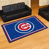 MLB - Chicago Cubs Rug 5'x8'