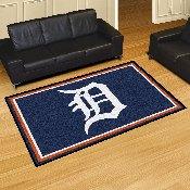 MLB - Detroit Tigers Rug 5'x8'