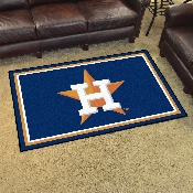MLB - Houston Astros Rug 4'x6'