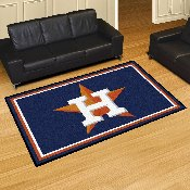 MLB - Houston Astros Rug 5'x8'