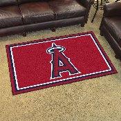MLB - Los Angeles Angels Rug 4'x6'