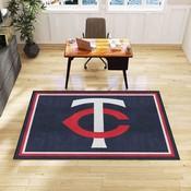 MLB - Minnesota Twins Rug 5'x8'