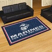 Marines Rug 5'x8'