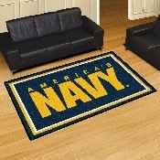 Navy Rug 5'x8'
