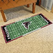 NFL - Atlanta Falcons Runner 30x72
