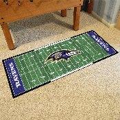NFL - Baltimore Ravens Runner 30x72